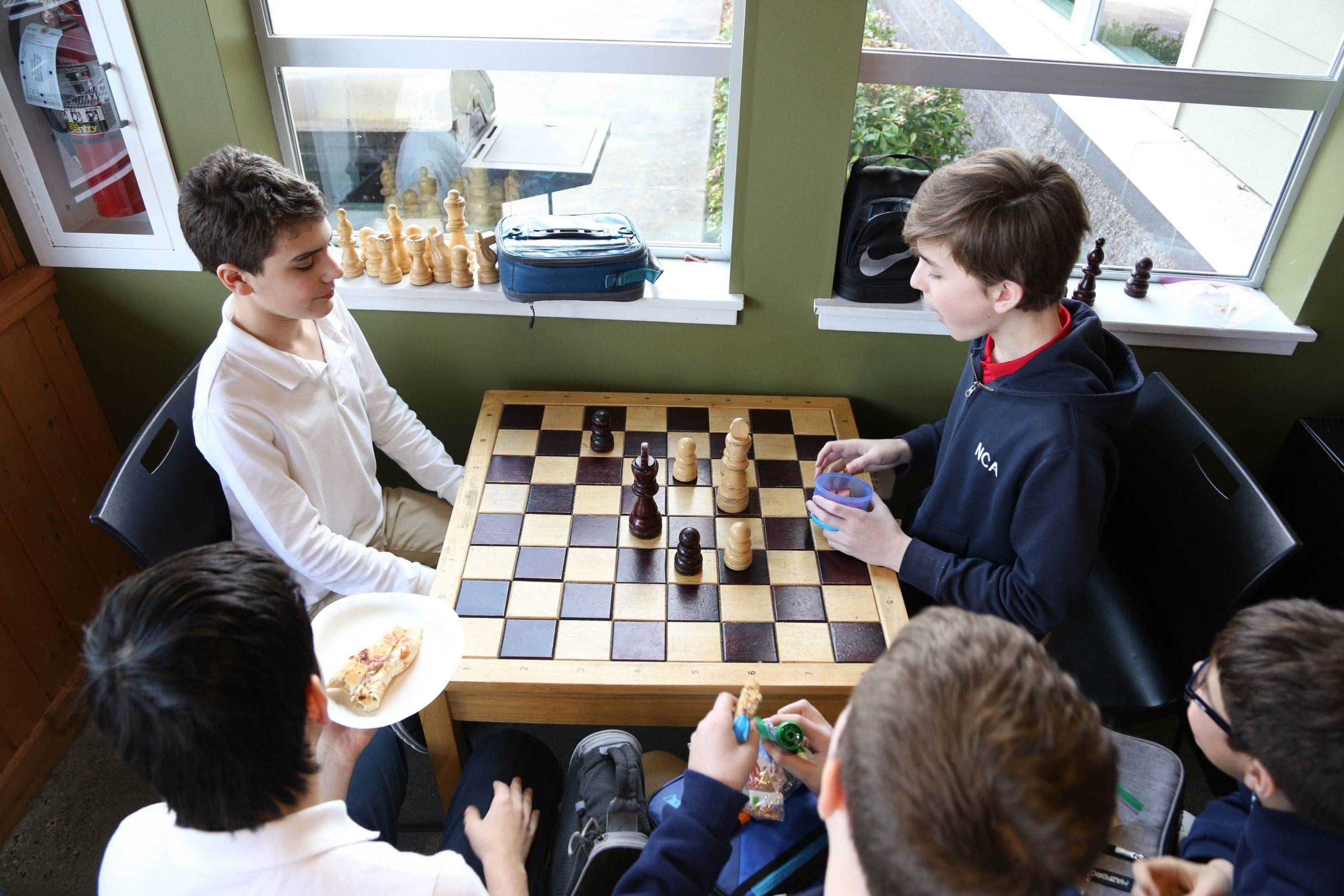 Northshore Christian Academy Middle School Chess