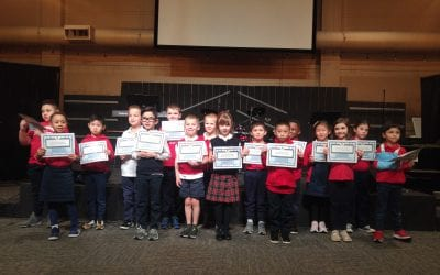 Public Speaking Training – Every Grade, Every Year