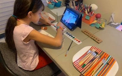 8 Tips for Parents to Support Children While Learning Remotely