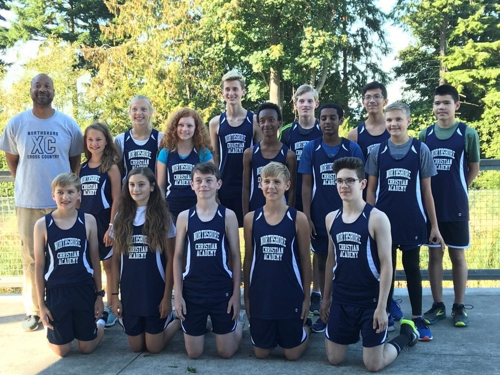Cross Country - NORTHSHORE CHRISTIAN ACADEMY