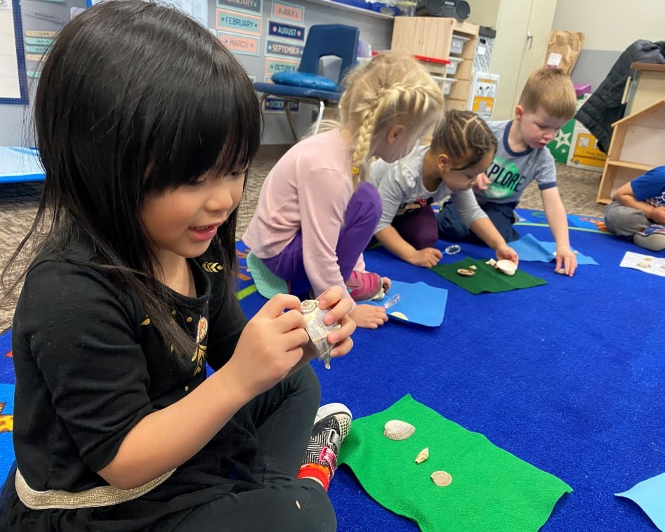 Private Christian Preschool at Northshore Christian Academy