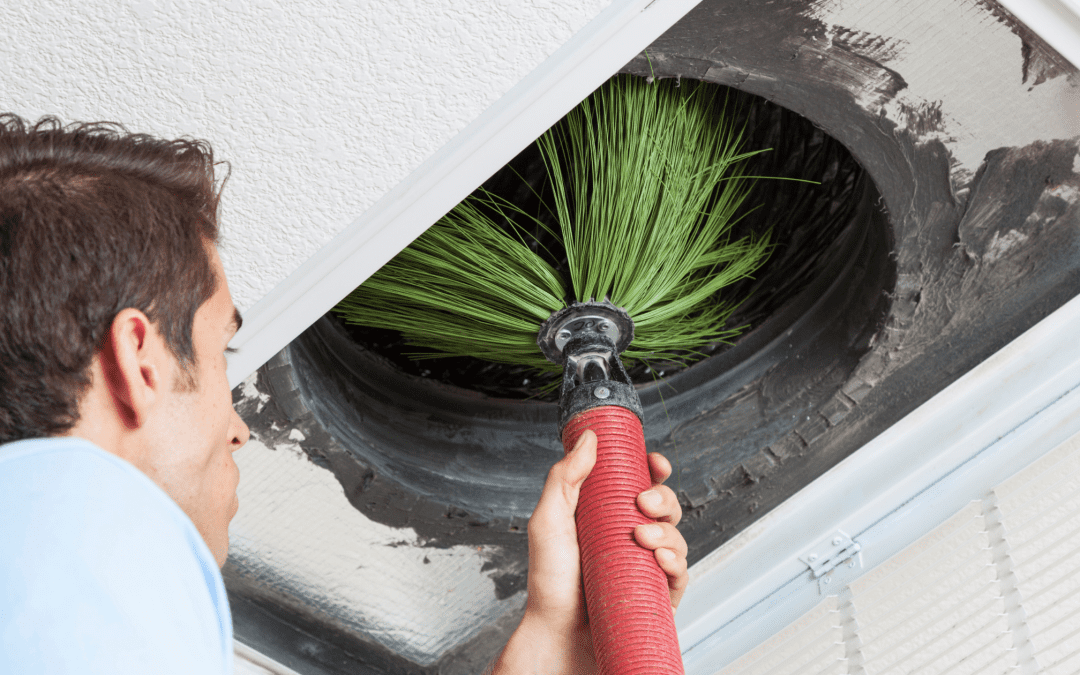 Get a Complete Air Duct Cleaning