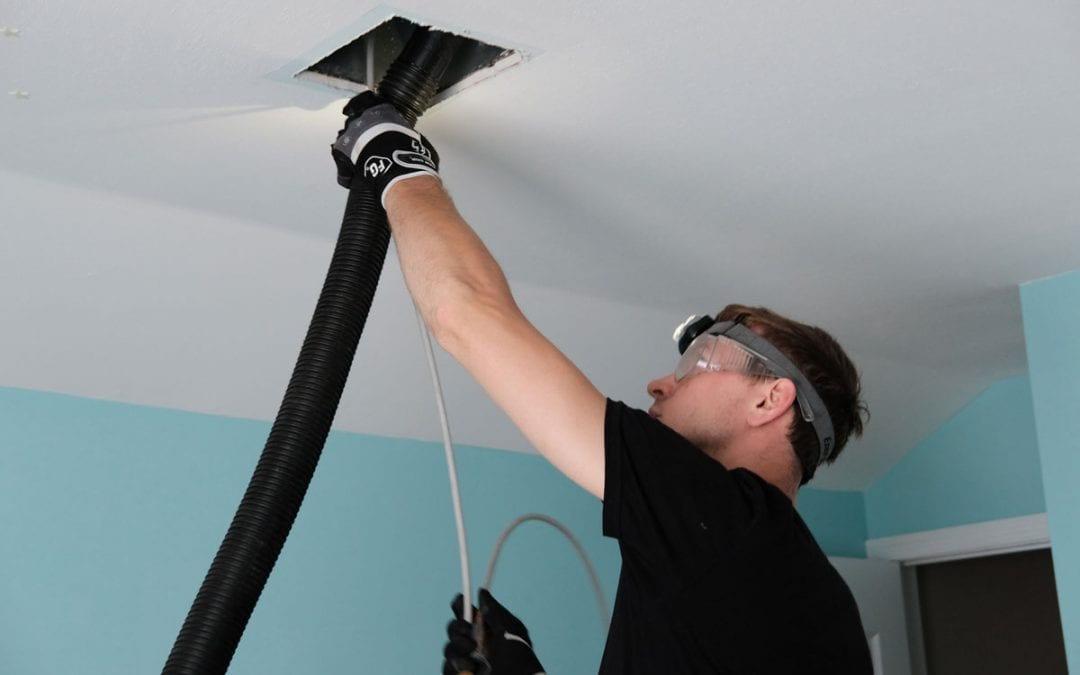 What to Expect from a Professional Duct Cleaner in Seattle, Bellevue, or Everett