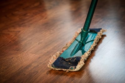 keeping your house clean